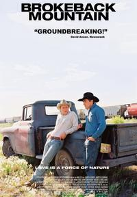 Brokeback Mountain - 43 x 62 Movie Poster - Bus Shelter Style C