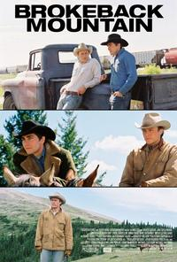 Brokeback Mountain - 11 x 17 Movie Poster - Style K