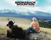 Brokeback Mountain - 22 x 28 Movie Poster - Half Sheet Style A