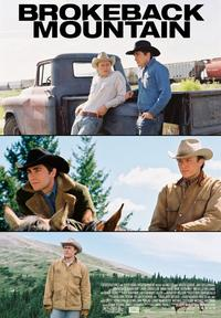 Brokeback Mountain - 43 x 62 Movie Poster - Bus Shelter Style D