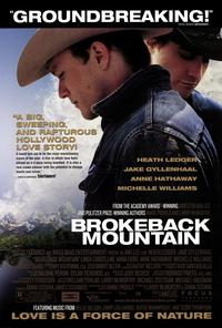 Brokeback Mountain - 27 x 40 Movie Poster - Style E