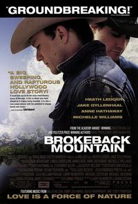 Brokeback Mountain - 11 x 17 Movie Poster - Style M