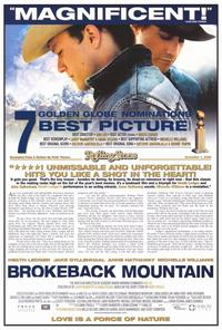 Brokeback Mountain - 27 x 40 Movie Poster - Style F
