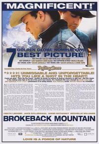 Brokeback Mountain - 43 x 62 Movie Poster - Bus Shelter Style F