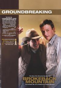Brokeback Mountain - 11 x 17 Movie Poster - Style P