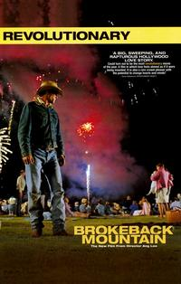 Brokeback Mountain - 11 x 17 Movie Poster - Style R