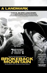 Brokeback Mountain - 11 x 17 Movie Poster - Style T