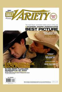 Brokeback Mountain - 27 x 40 Movie Poster - Style G