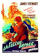 Broken Arrow - 11 x 17 Movie Poster - French Style A