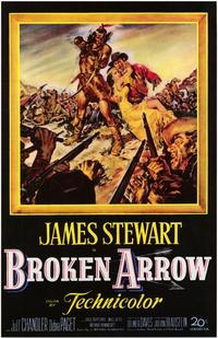 Broken Arrow - 43 x 62 Movie Poster - Bus Shelter Style A