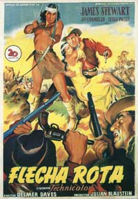Broken Arrow - 11 x 17 Movie Poster - Spanish Style A