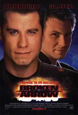 Broken Arrow - 27 x 40 Movie Poster - Style A