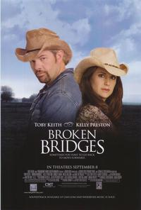 Broken Bridges - 43 x 62 Movie Poster - Bus Shelter Style A