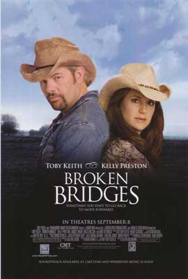 Broken Bridges - 11 x 17 Movie Poster - Style A