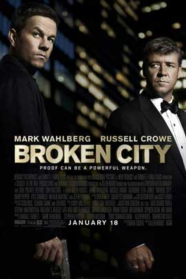 Broken City - DS 1 Sheet Movie Poster - Style A