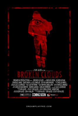 Broken Clouds - 43 x 62 Movie Poster - Bus Shelter Style A