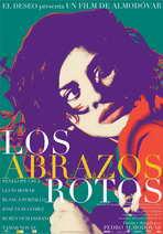 Broken Embraces - 27 x 40 Movie Poster - Spanish Style B