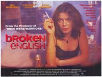 Broken English - 27 x 40 Movie Poster - Style A