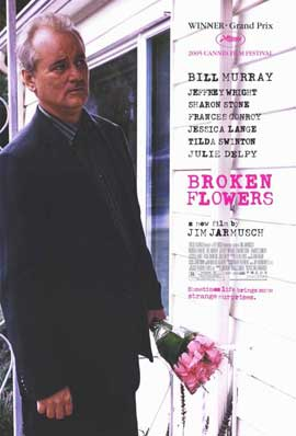 Broken Flowers - 11 x 17 Movie Poster - Style A