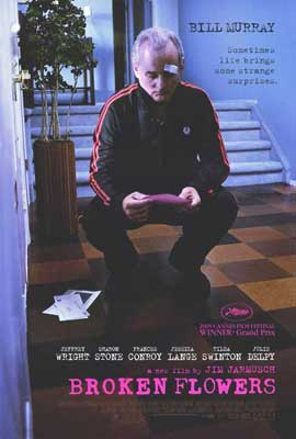 Broken Flowers - 27 x 40 Movie Poster - Style B