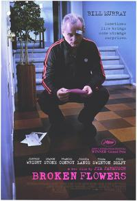Broken Flowers - 43 x 62 Movie Poster - Bus Shelter Style A