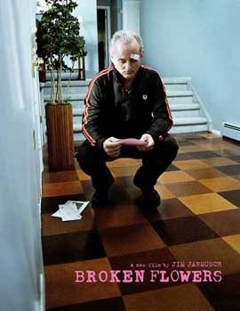 Broken Flowers - 11 x 17 Movie Poster - Style C