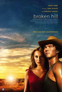Broken Hill - 11 x 17 Movie Poster - Style A