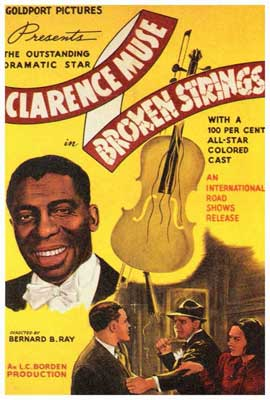 Broken Strings - 27 x 40 Movie Poster - Style A