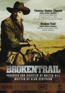 Broken Trail - 11 x 17 Movie Poster - Style B