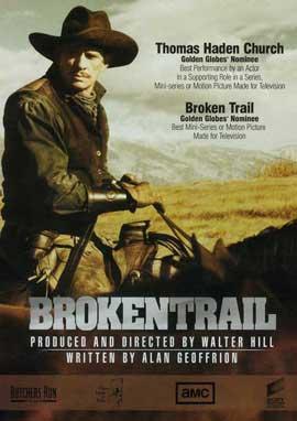 Broken Trail - 27 x 40 Movie Poster - Style B