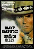 Bronco Billy - 27 x 40 Movie Poster - Swedish Style A