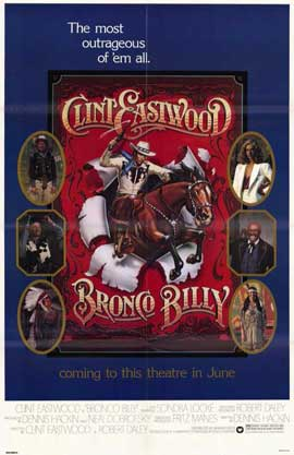 Bronco Billy - 11 x 17 Movie Poster - Style B