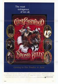Bronco Billy - 27 x 40 Movie Poster - Style B