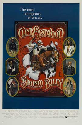 Bronco Billy - 27 x 40 Movie Poster - Style C