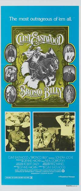 Bronco Billy - 14 x 36 Movie Poster - Insert Style A