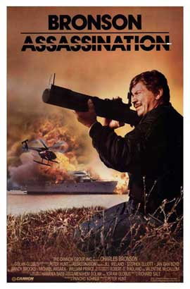 Bronson Assassination - 27 x 40 Movie Poster - Style A