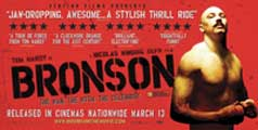 Bronson - 11 x 17 Movie Poster - Style B