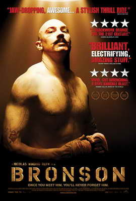 Bronson - 27 x 40 Movie Poster - Canadian Style A