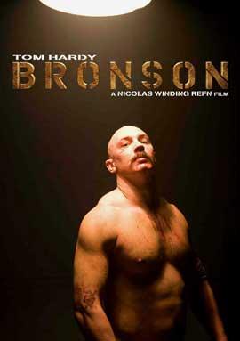 Bronson - 11 x 17 Movie Poster - UK Style B