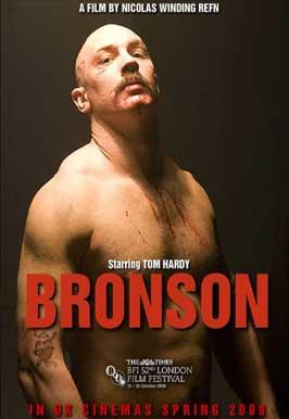 Bronson - 43 x 62 Movie Poster - UK Style B
