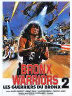 Bronx Warriors 2 - 11 x 17 Movie Poster - Style A