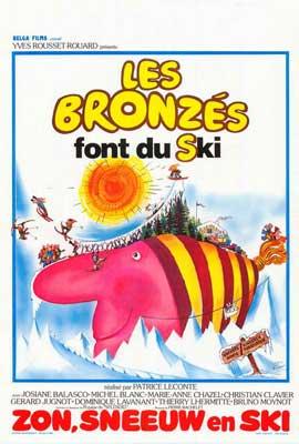 Bronz�s font du ski, Les - 27 x 40 Movie Poster - Belgian Style A