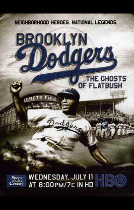 Brooklyn Dodgers: The Ghosts of Flatbush - 11 x 17 Movie Poster - Style A