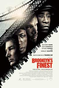 Brooklyn's Finest - 11 x 17 Movie Poster - Style B