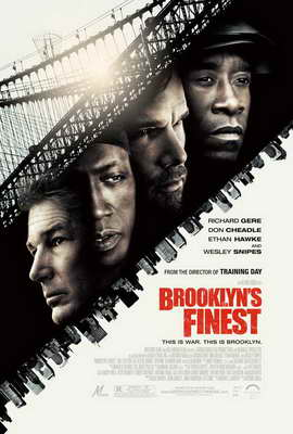 Brooklyn's Finest - 27 x 40 Movie Poster - Style A
