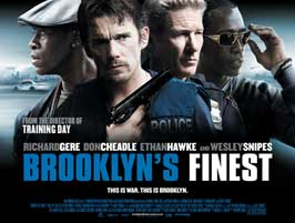 Brooklyn's Finest - 30 x 40 Movie Poster UK - Style A