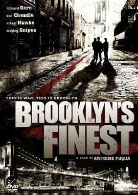 Brooklyn's Finest - 11 x 17 Movie Poster - Style E