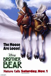 Brother Bear - 27 x 40 Movie Poster - Style A