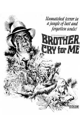 Brother, Cry for Me - 27 x 40 Movie Poster - Style A