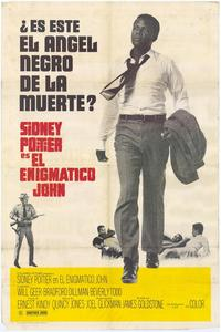 Brother John - 11 x 17 Movie Poster - Spanish Style A